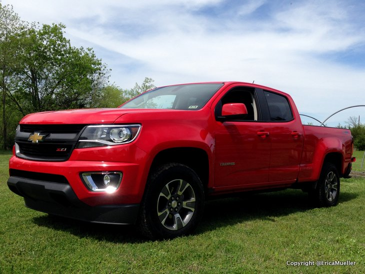 Best in Class: 2015 Chevy Colorado