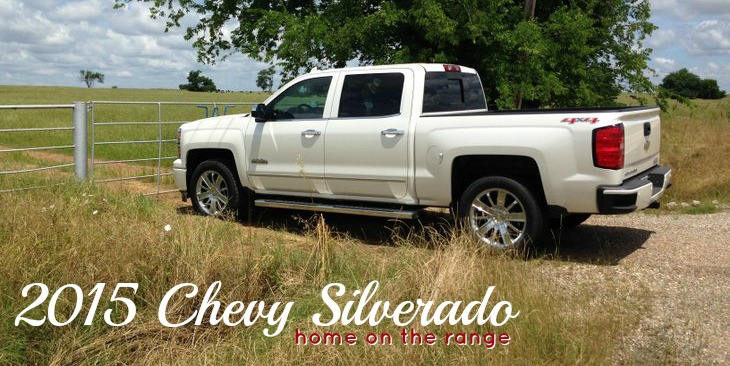 The 2015 Chevy Silverado will Steal Your Heart
