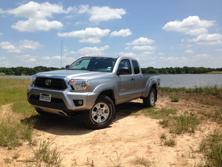 2015 Toyota Tacoma Review