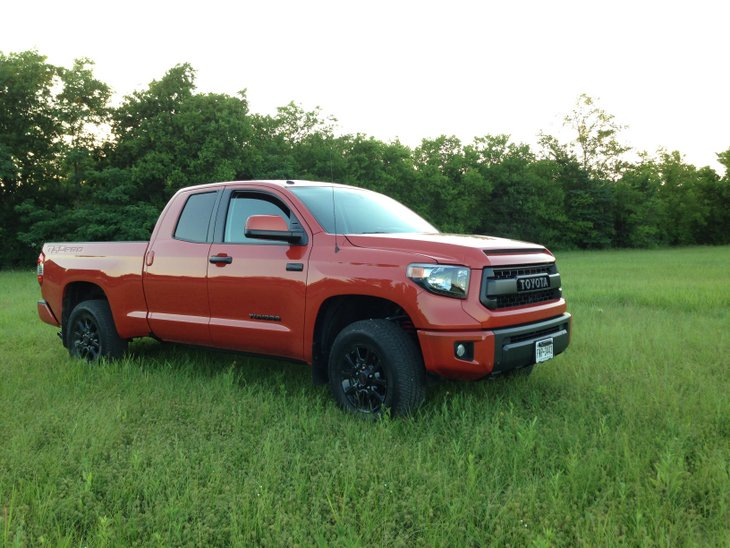 Meet The 2015 Toyota Tundra