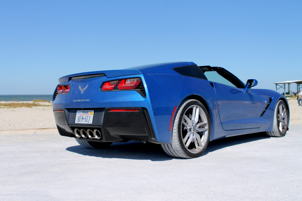 2016 Corvette Stingray Review