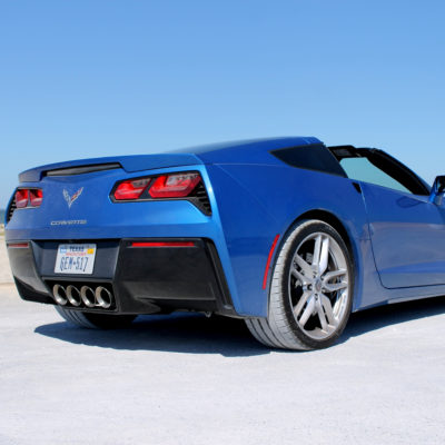 It Doesn't Get Much Better: 2016 Corvette Stingray