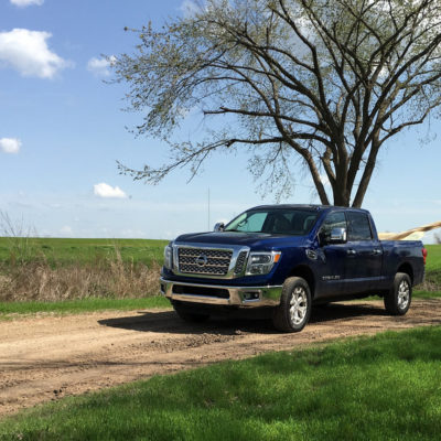 The Perfect Truck: 2016 Nissan TITAN XD SL 4×4