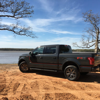 The Week the 2016 Ford F-150 Lariat Stole My Heart