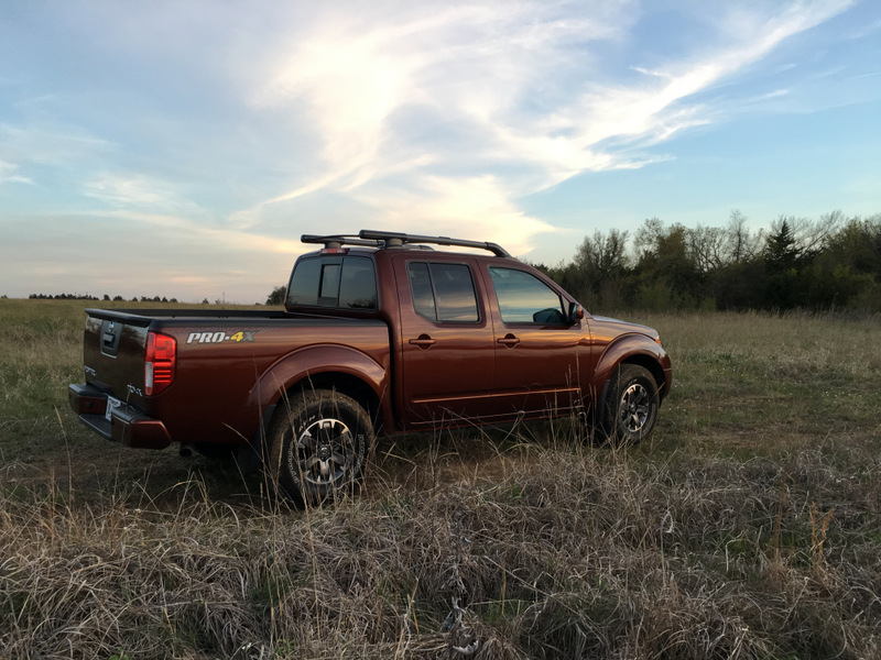 Off-Road Exploring in the 2016 Nissan Frontier PRO-4X - Texas Drive