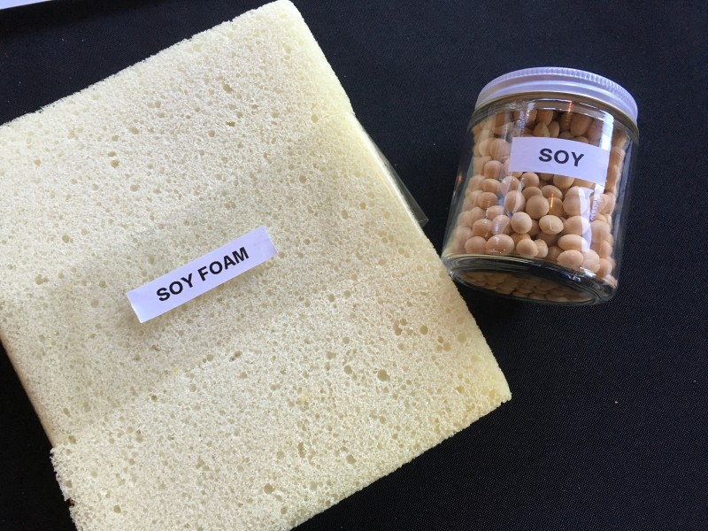 Soy Foam Used in Ford Vehicles