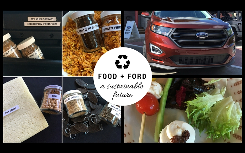 For a More Sustainable Car, Ford Starts in the Kitchen