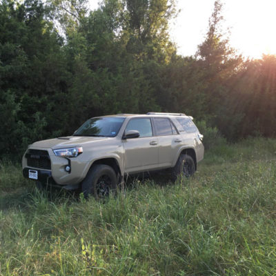2016 Toyota 4Runner TRD-Pro: A Beauty AND A Beast