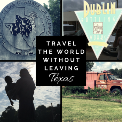 INTERNATIONAL TRIP AROUND TEXAS: Internationally Named Texas Towns and Cities
