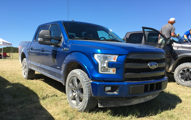 2017 Ford F-150 Lariat Sport 4x4 Review
