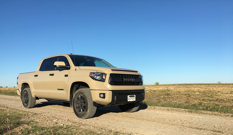 2017 Toyota Tundra TRD-Pro Review