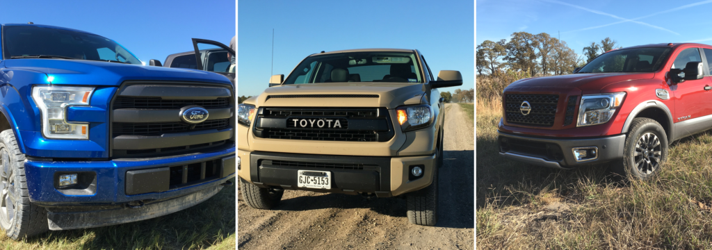 Top Trucks for Texans