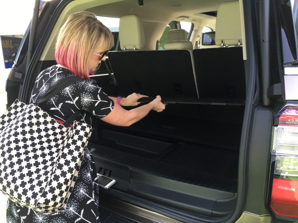 Cargo Space In The 2018 Ford Expedition