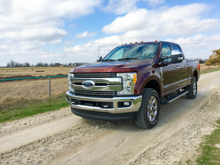 2017 F-250 Super Duty Review: The Truck That Makes Me Ranch Sick