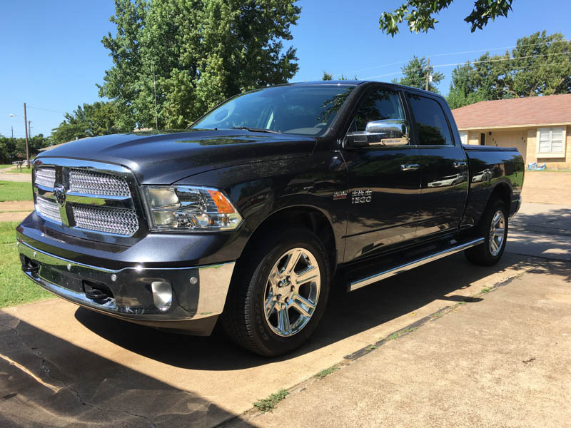 2017 Ram 1500 Review – The Pickup with Curves in All the Right Places
