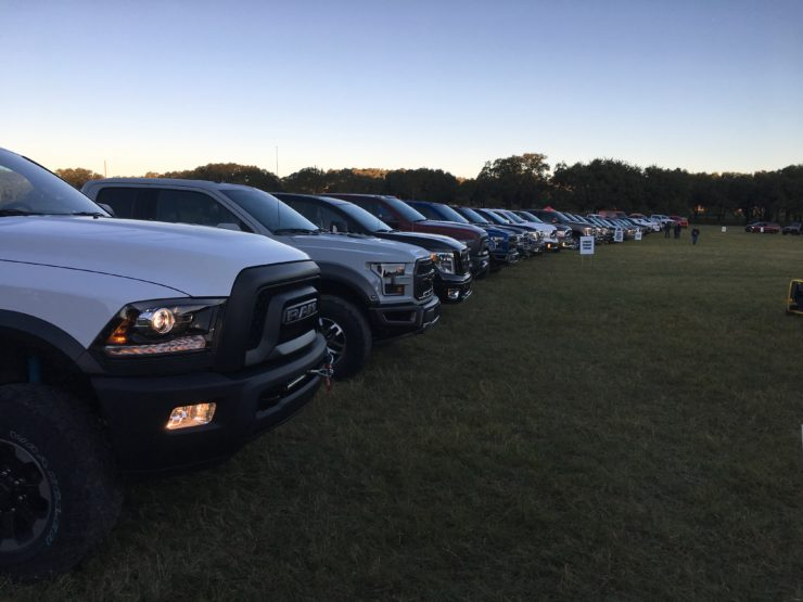 2017 Texas Truck Rodeo Results