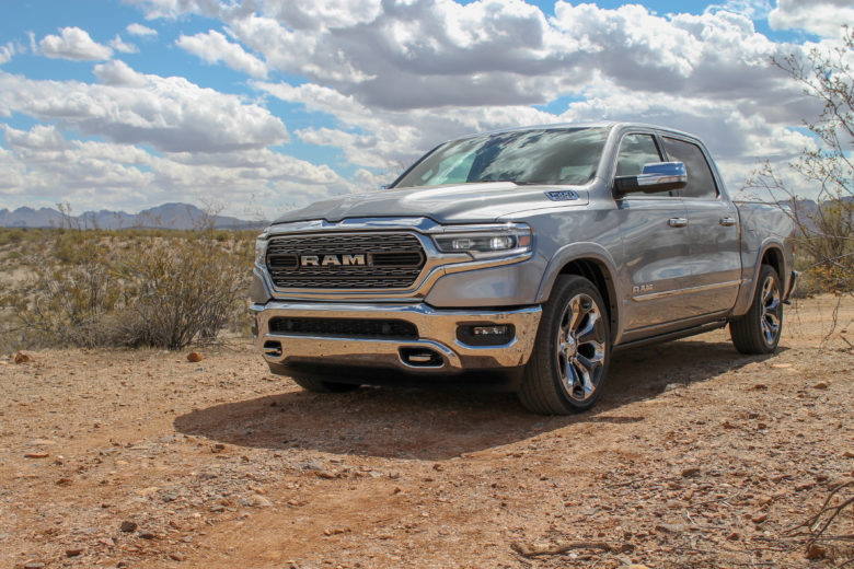 Look at that beast! Introducing the all-new 2019 Ram 1500 Pickup