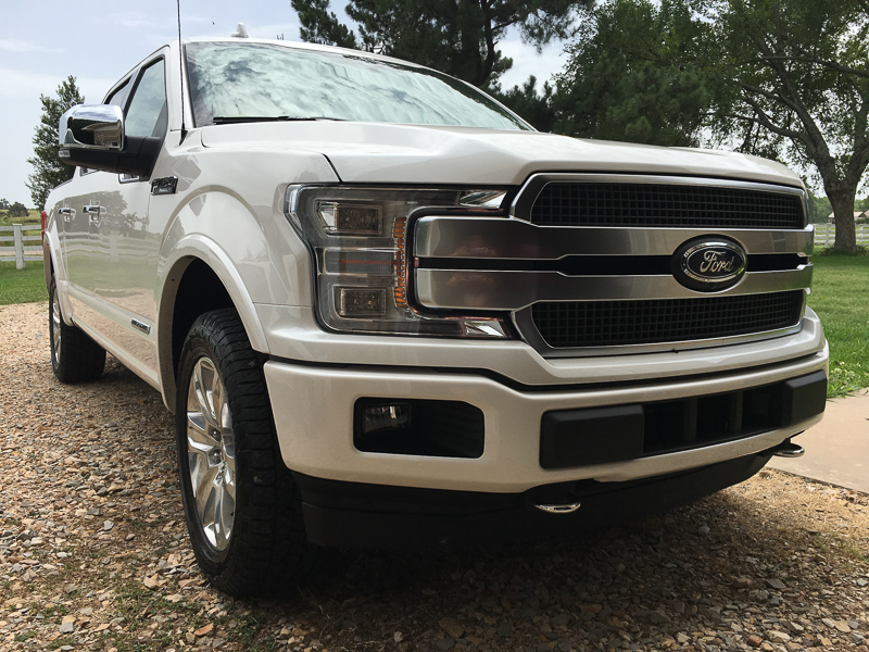 The 2018 Ford F-150 Power Stroke Diesel May be My Next Vehicle