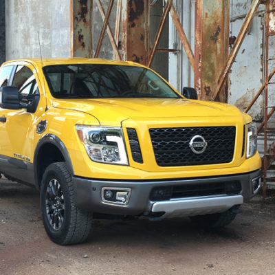 2018 Nissan Titan XD Pro4X: The Titan of Trucks