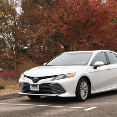 2018 Toyota Camry – This Bestseller Just Got Better