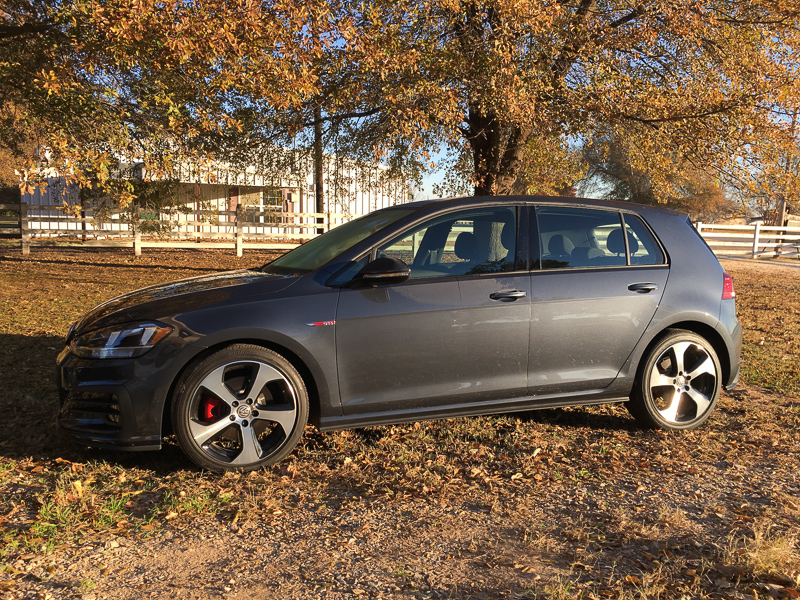 The VW Golf GTI Helped Me Learn to Drive Manual