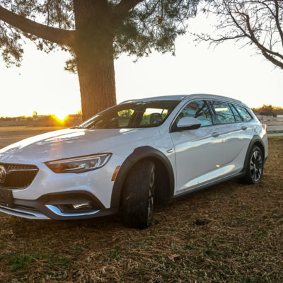 2019 Buick Regal TourX: The Grown-Up Adventure Wagon