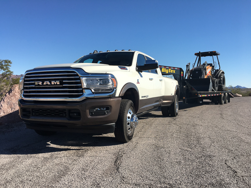 2019 Ram Heavy Duty Truck First Drive