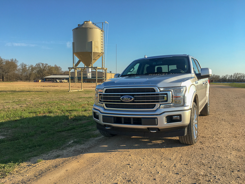 2019 Ford F-150 Limited Review