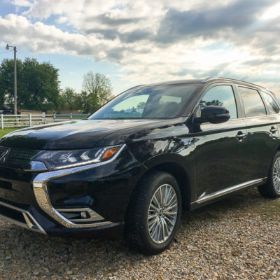 2019 Mitsubishi Outlander PHEV – My First Experience in a PHEV SUV