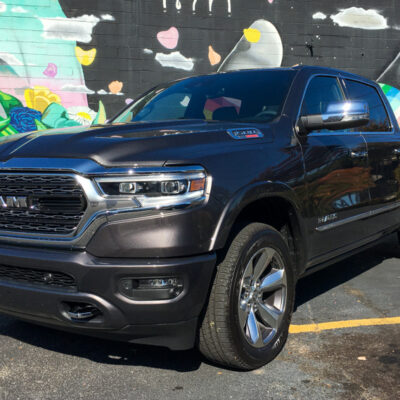 2020 Ram 1500 Eco-Diesel: The Truck I've Been Waiting For