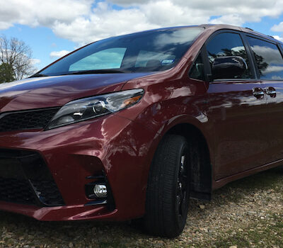 2020 Toyota Sienna. Yes, This Minivan is Cool.